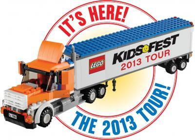 LEGO KidsFest 2013 Is Coming!