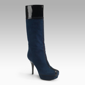 Saks YSL Tribute Boot